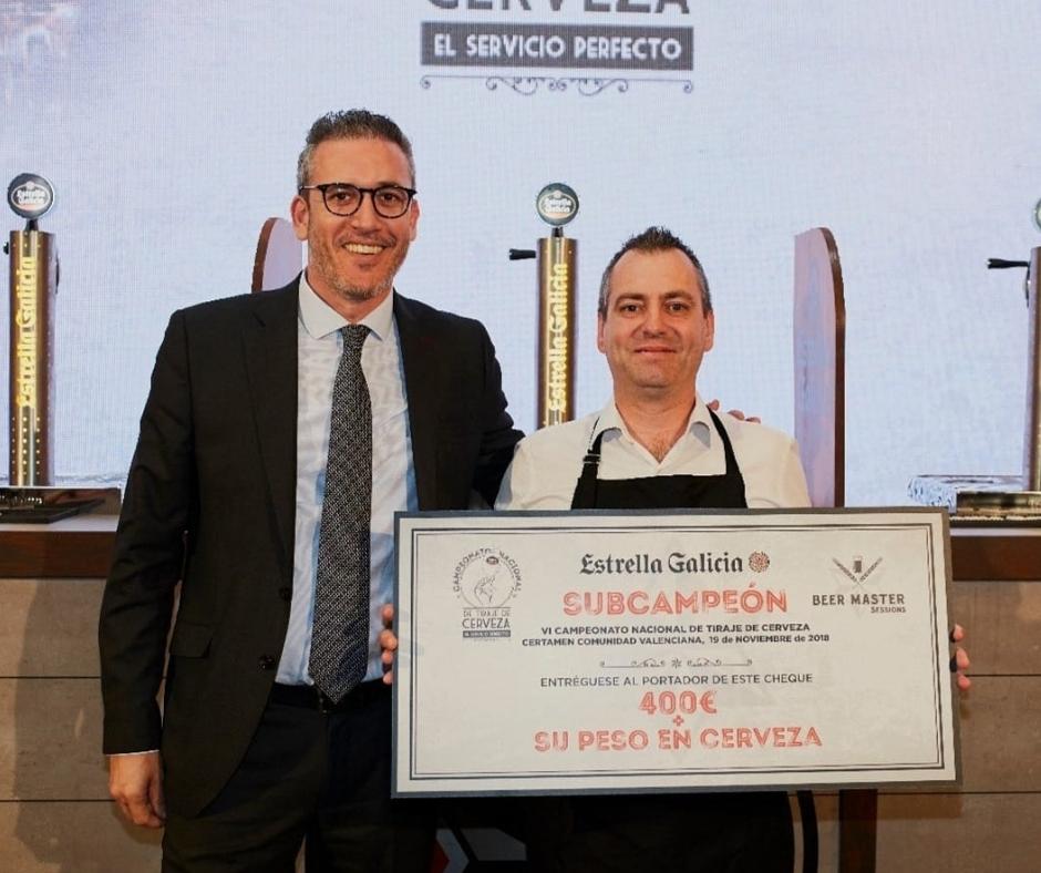 Concurso tiraje de cerveza Comunidad Valenciana - Bonestar Bistro