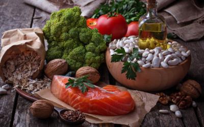 Cuidamos de ti – Pirámide alimenticia